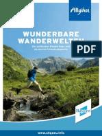 Allgäu Reiseführer Wanderführer, empfohlen von Reiseführer-Buchhandlung Reise.BuchOn