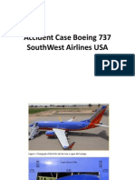 737 South West Airlines Case MED 2013