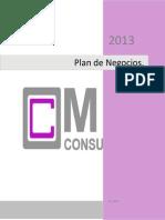 Plan de Negocios 8 ABRIL 2013