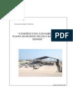 Proyecto Onstruir Planta Rev Tecnica