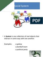 Social System