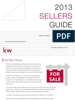 2013 Seller's Guide Courtesy of Keller Williams, INC