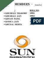 SunPharma Industries Ltd. New1
