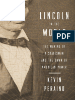 Lincoln in the World by Kevin Peraino - Excerpt