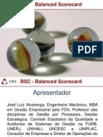ADMINISTRAÇÃO - Balanced Scorecard - José Luiz Alvarenga