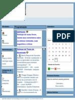 Lista de teses e dissertações, e de projetos