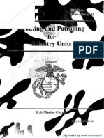 FMFM 6-7 Scouting & Patrolling for Infantry Units