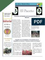 periódico El Paceño
