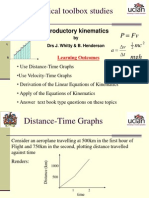 Analytical science- Kinetics