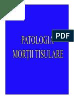 patologia mortoo tisulare