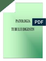 patologia tubului digestiv