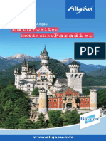 Allgäu Reiseführer, empfohlen von Reiseführer-Buchhandlung Reise.BuchOn