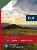Schwarzwald Reiseführer Wanderführer, empfohlen von Reiseführer-Buchhandlung Reise.BuchOn