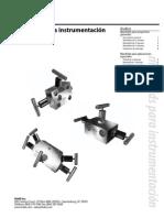 79011 NEW Instrument Manifolds Catalog SPA