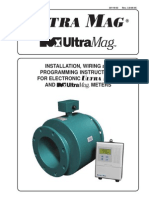 Medidor Flujo Ultrama(User Manual)g30119-03