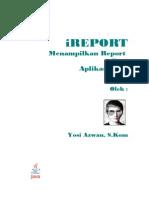 Menampilkan Report Dari Aplikasi Java