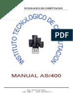 Manual AS400