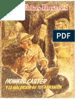 Howard Carter y la maldición de Tutankamen
