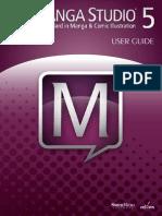MangaStudio 5.0.2 User Guide