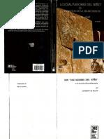 traducción de FÉLIX BLANCO LOS SALVADORES DEL NIÑO o la invención de la delincuencia por ANTHONY M PLATT edicion 1997.pdf