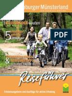 Münsterland Reiseführer, empfohlen von Reiseführer-Buchhandlung Reise.BuchOn