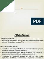 Estructura Productiva Nacional PRESENTACION