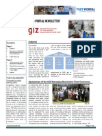 TVET-Portal Newsletter 03-2011 Final