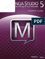 MangaStudio 5.0.2 Startup Guide
