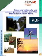 Guía de Gestiones para Proyectos con Ener Renov