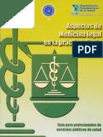 Aspector de La Medicina Legal en La Vida Diaria