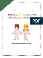 Proyecto Transversal de Educacion Sexual 2012 Miss Milena