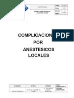 Guias de Complicaciones Por Anestesia
