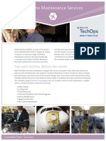 Airframe Maintenance Services