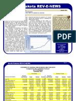 North Dakota Revenue Report September 2013