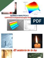 Presentación  espectroscopía visible - UV [1]