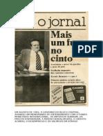 Em Agosto de 1983