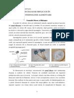 Microbiologie Alimentara - Genurile Mucor şi Rhizopus