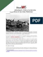 1982. Informe Rattenbach. Chile y La Derrota Argentina en Las Islas Malvinas