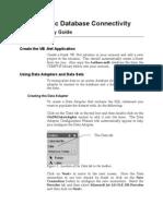 Visual Basic Database Connectivity Guide 315