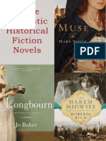 Three Fantastic Historical Fiction Novels in One Great Sampler!