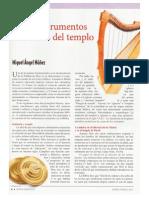 Los Instrumentos Musicales del Templo - Revista Adventista Enero 2012