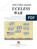 Commands & Colors Scenarios - The Truceless War