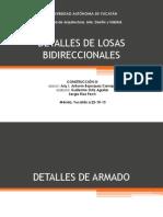 INVESTIGACION DETALLES DE LOSA RETICULAR.ppt
