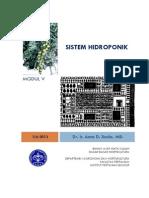 Modul 5 Sistem Hidroponik