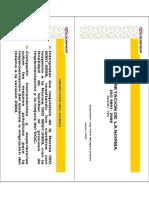 Interpretación de la ISO 9001 VERSIÓN 2008 Junio 09