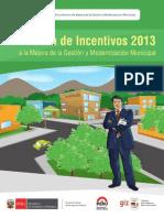 Brochure PI2013