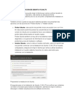 Manual de Instalacion de Ubuntu v12