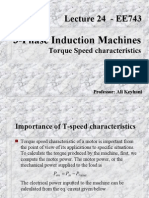 3-Phase Induction Machines