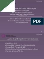 Presentacion de Sistemas Embebidos-PCMSE