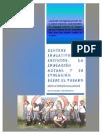 Proyecto 11 Educacion y Magangue